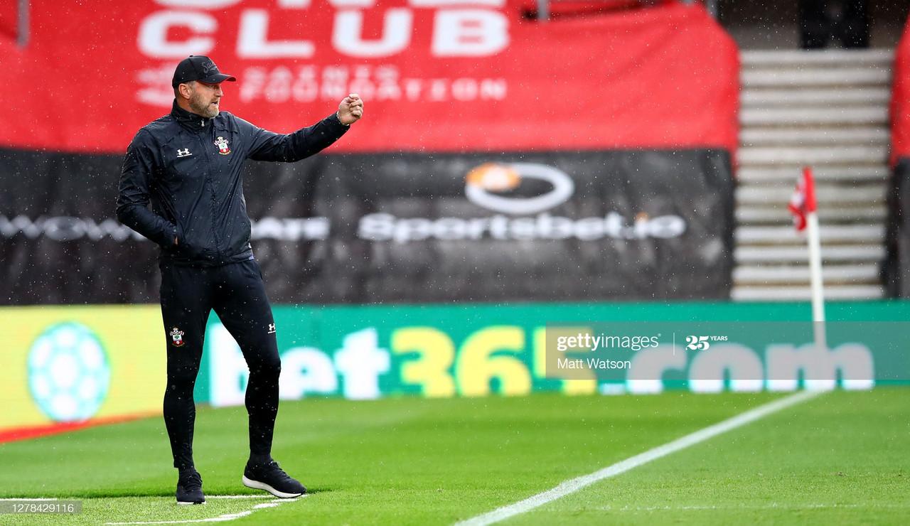 (Photo by Matt Watson/Southampton FC via Getty Images)