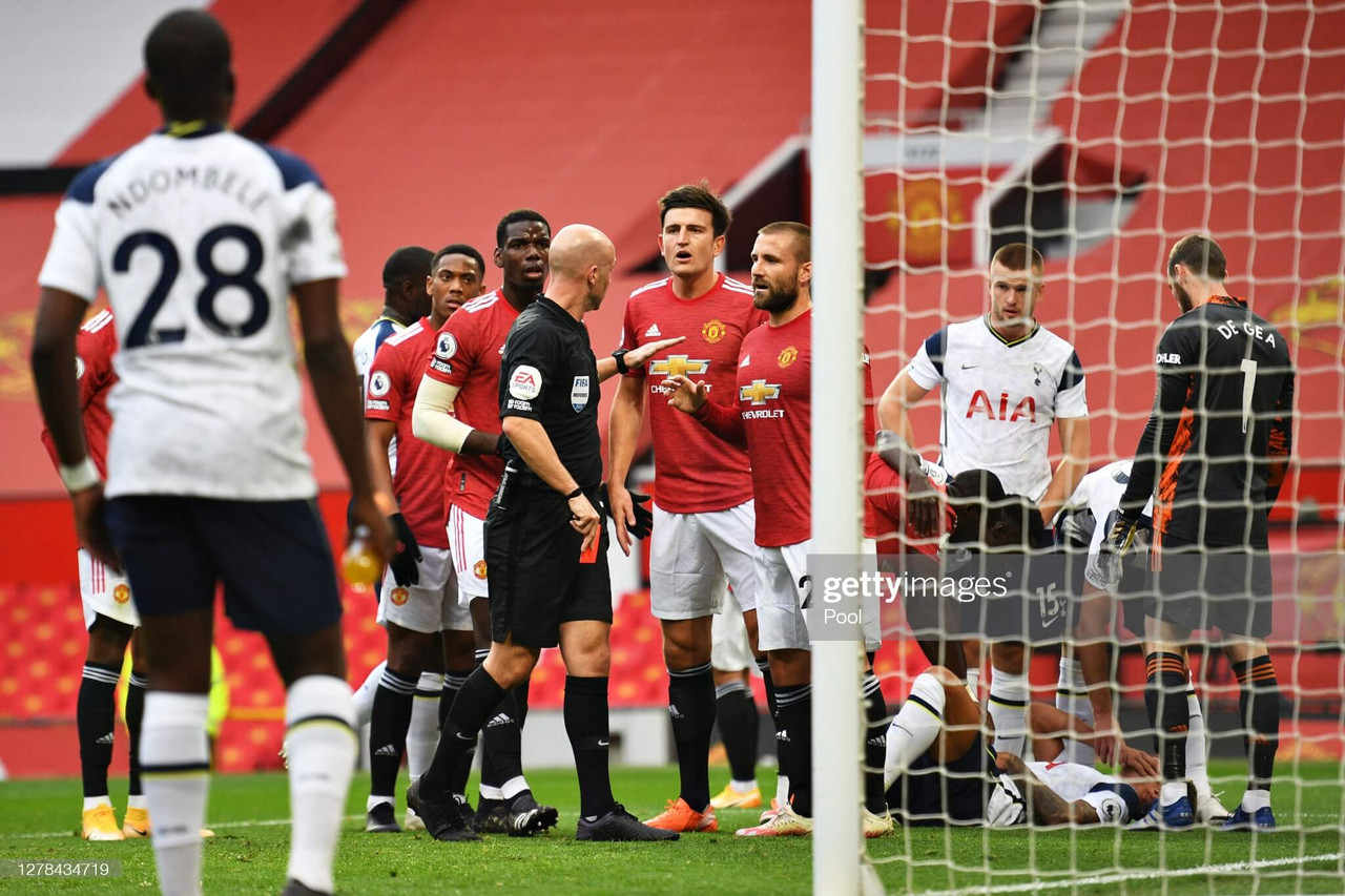 Tottenham Hotspur vs Manchester United: Team news, ones to watch, predicted line ups, kick-off time and how to watch