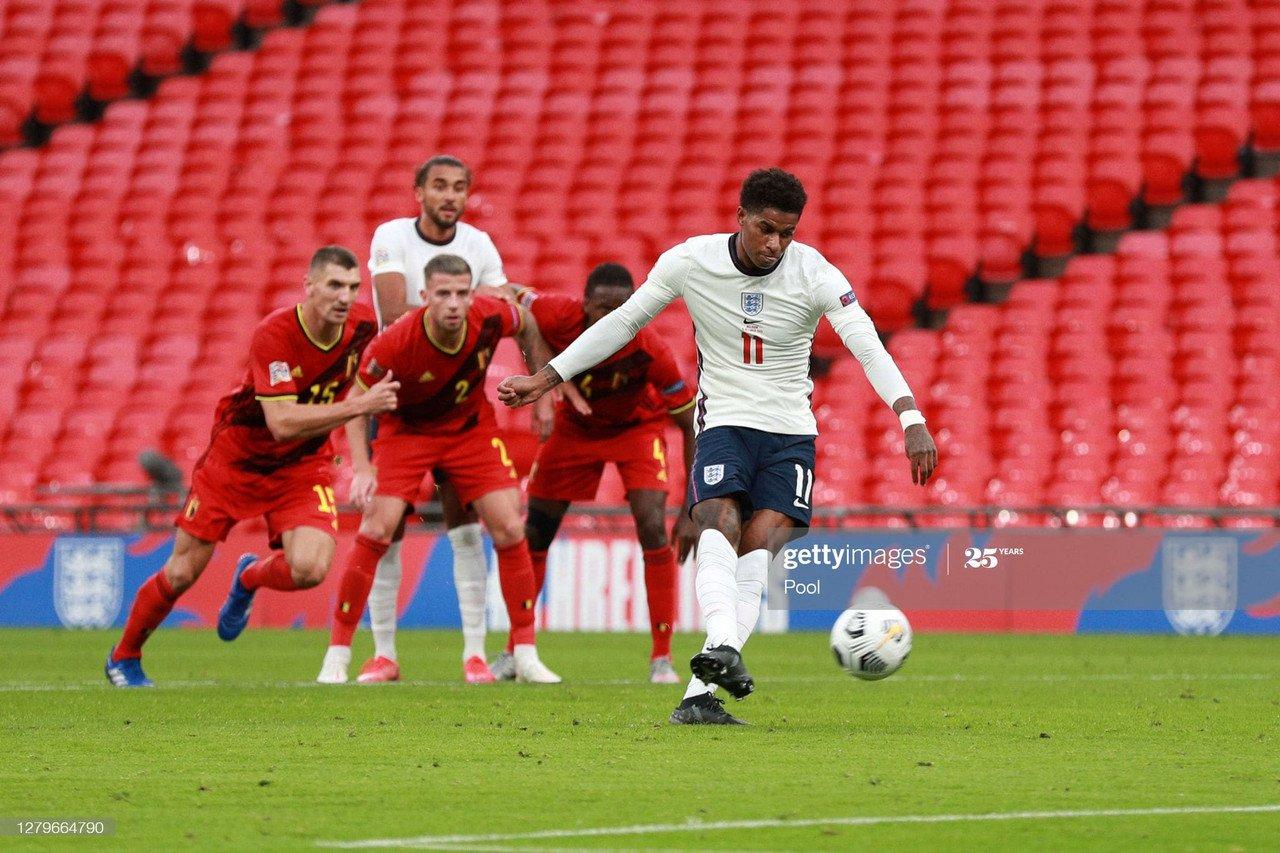As it happened: England 2-1 Belgium