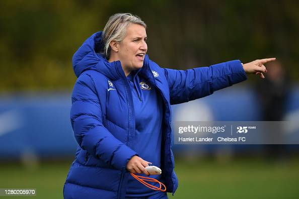 """""""I have huge respect for Arsenal""""- Emma Hayes ahead of the London Derby in the Women's Football Weekend"""