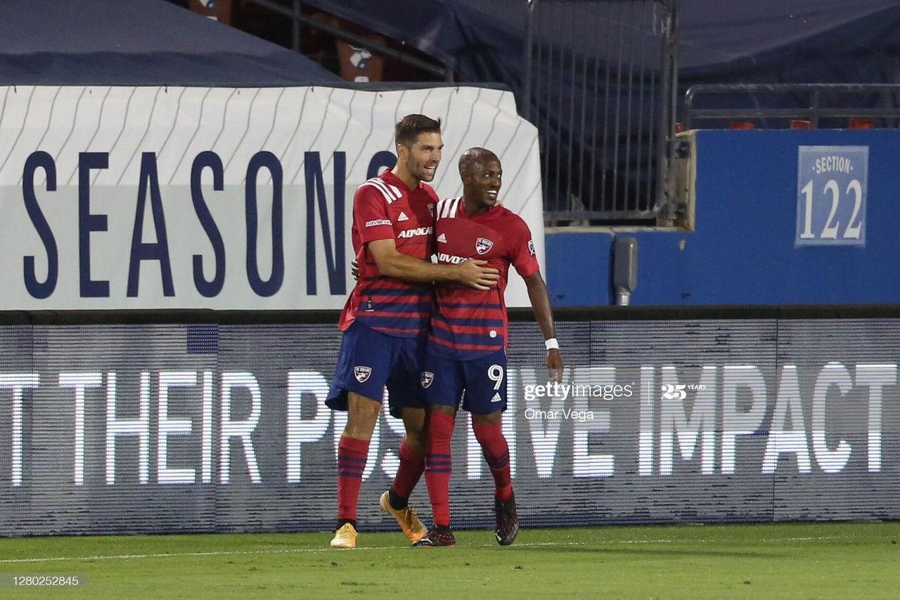 FC Dallas 1-0 Kansas City: Hollingshead goal gives the Toros controversial win