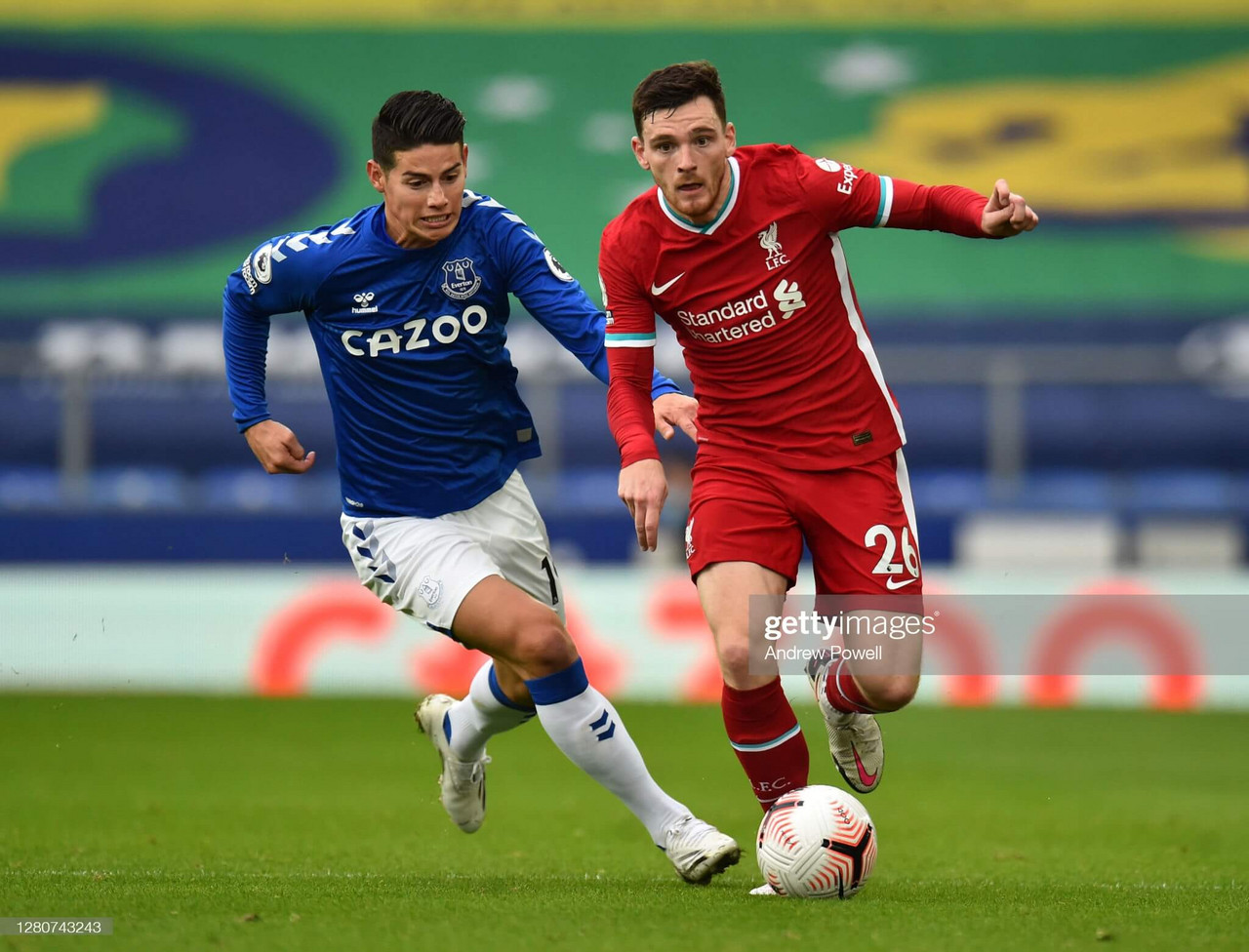 Liverpool vs Everton: The key battles to look out for in the Merseyside Derby