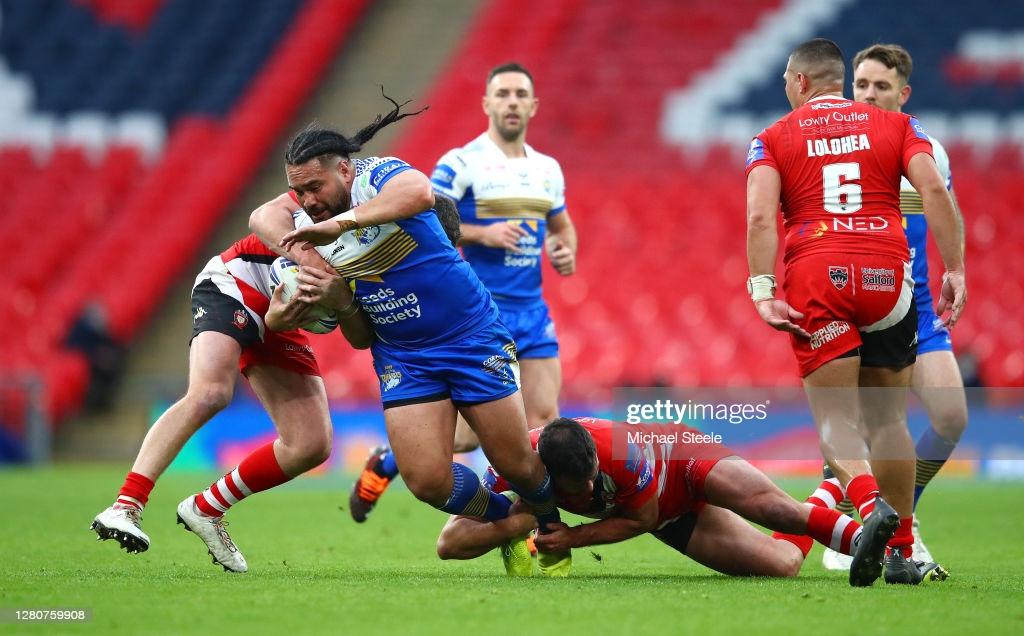 Disciplineconcerns as Salford Red Devils host Leeds Rhinos