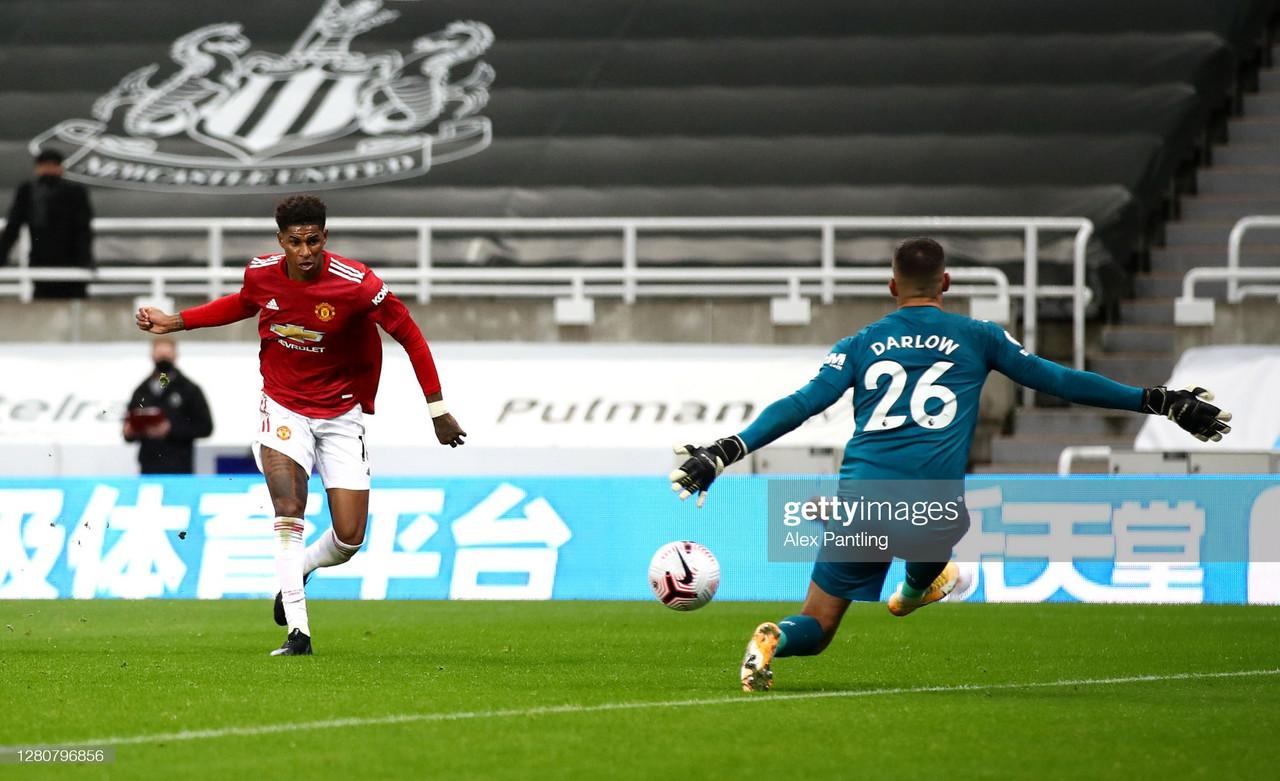 Manchester United vs Newcastle United: Team News