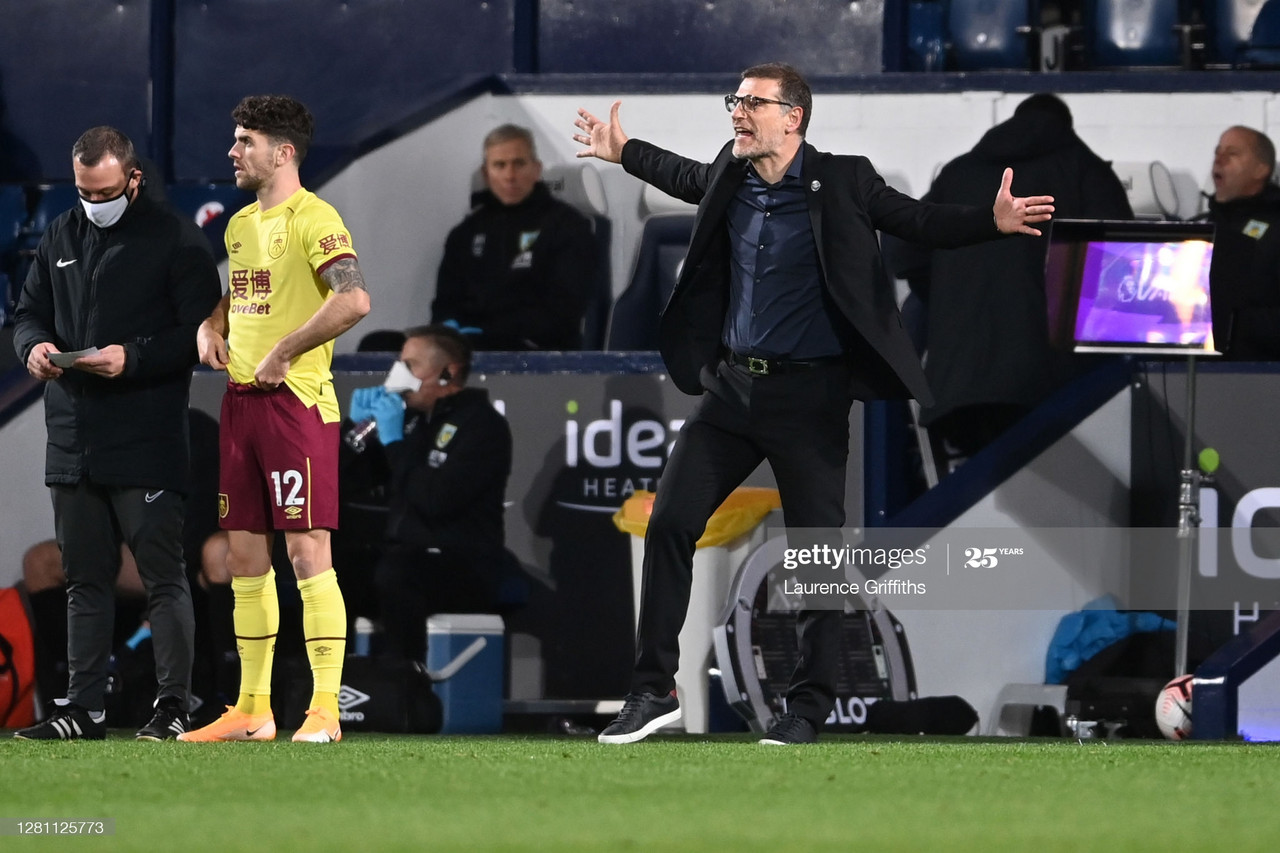 The five key quotes from Slaven Bilic's post-Burnley press conference