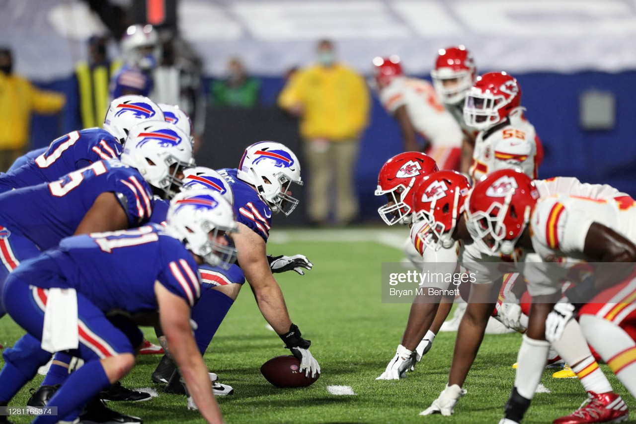 AFC Championship Game preview Buffalo Bills at Kansas City Chiefs
