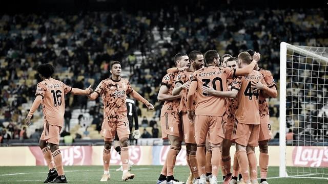 Gols e melhores momentos de Juventus 3 x 0 Dínamo de Kiev pela Champions League