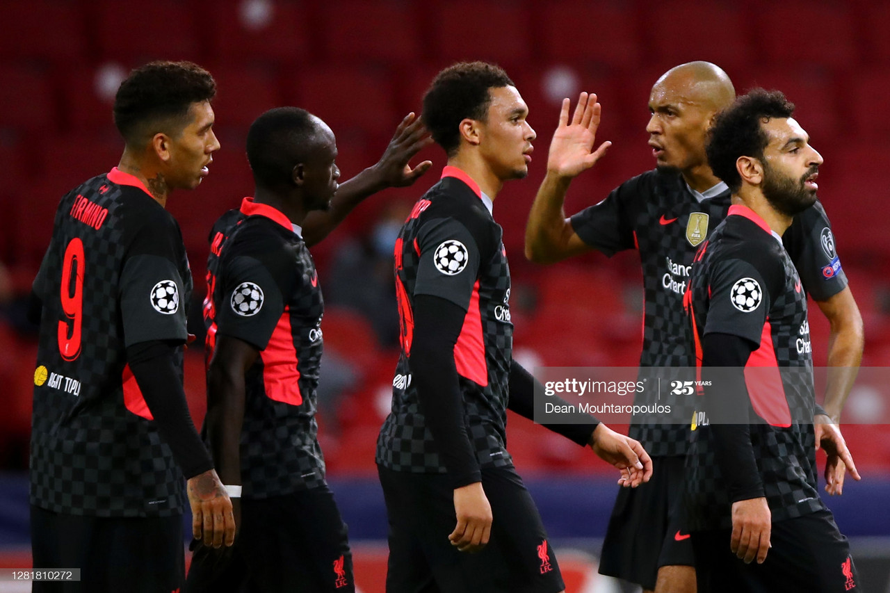 Liverpool vs FC Midtjylland preview: Chance for Reds to continue winning run