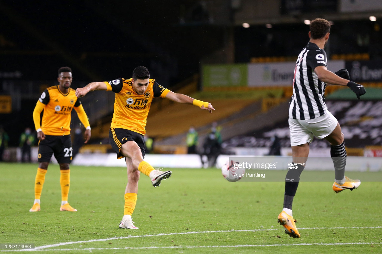 Wolverhampton Wanderers 1-1 Newcastle United: Jacob Murphy's late strike rescues a point at Molineux