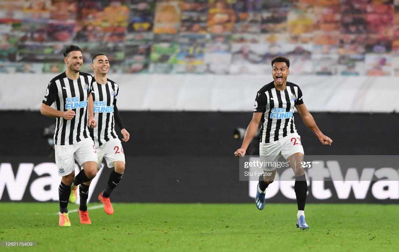 Jacob Murphy's New Role: Is He Newcastle United's Best RWB Option?