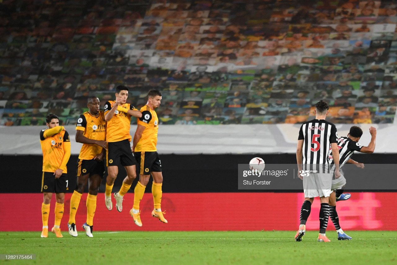 As it happened: Wolverhampton Wanderers 1-1 Newcastle United in the Premier League