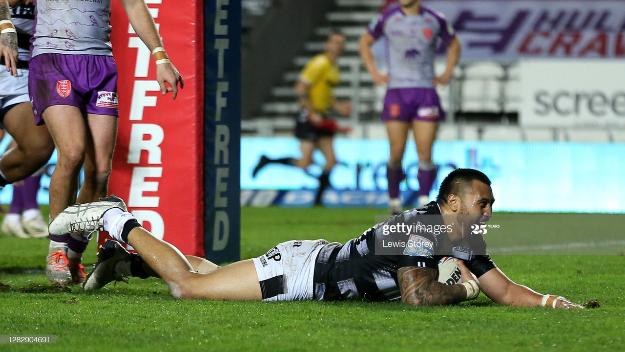 Hull Kingston Rovers 16 - 31 Hull FC: Airlie Birds Sweep Aside Robins To Keep Play-off Hopes Alive