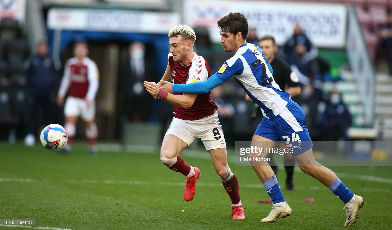 Northampton Town vs Wigan Athletic preview:How to watch, kick-off time, team news, predicted lineups and ones to watch