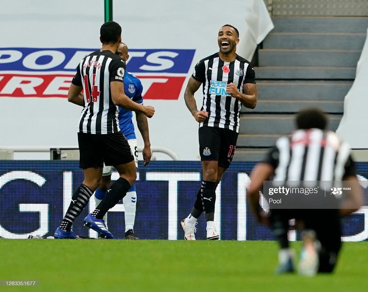 Warm Down: Callum Wilson brace secures three points against Everton