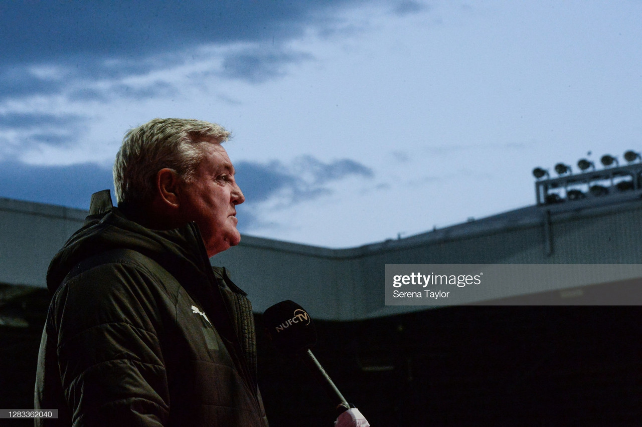 The five key quotes from Steve Bruce's pre-West Bromwich Albion press conference