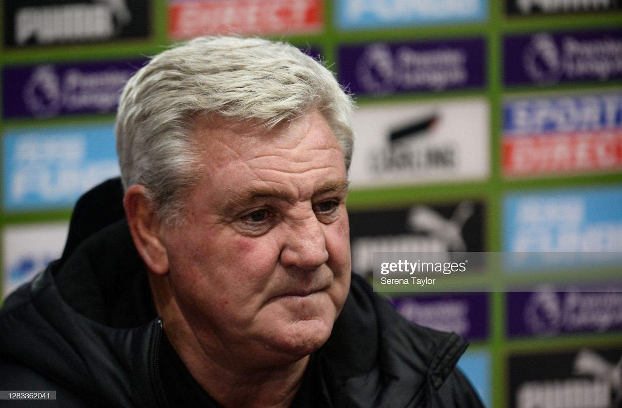 The five key quotes from Steve Bruce's pre-Arsenal press conference