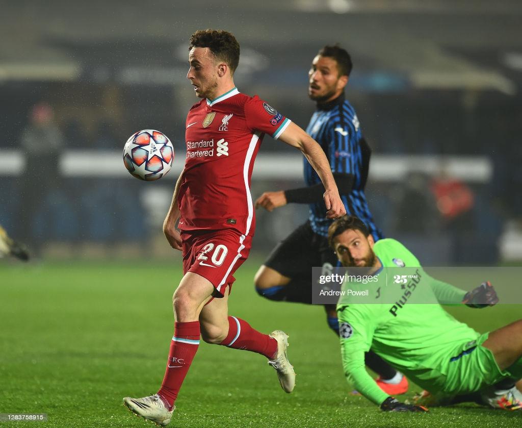Liverpool 0-2 Atalanta: As It Happened