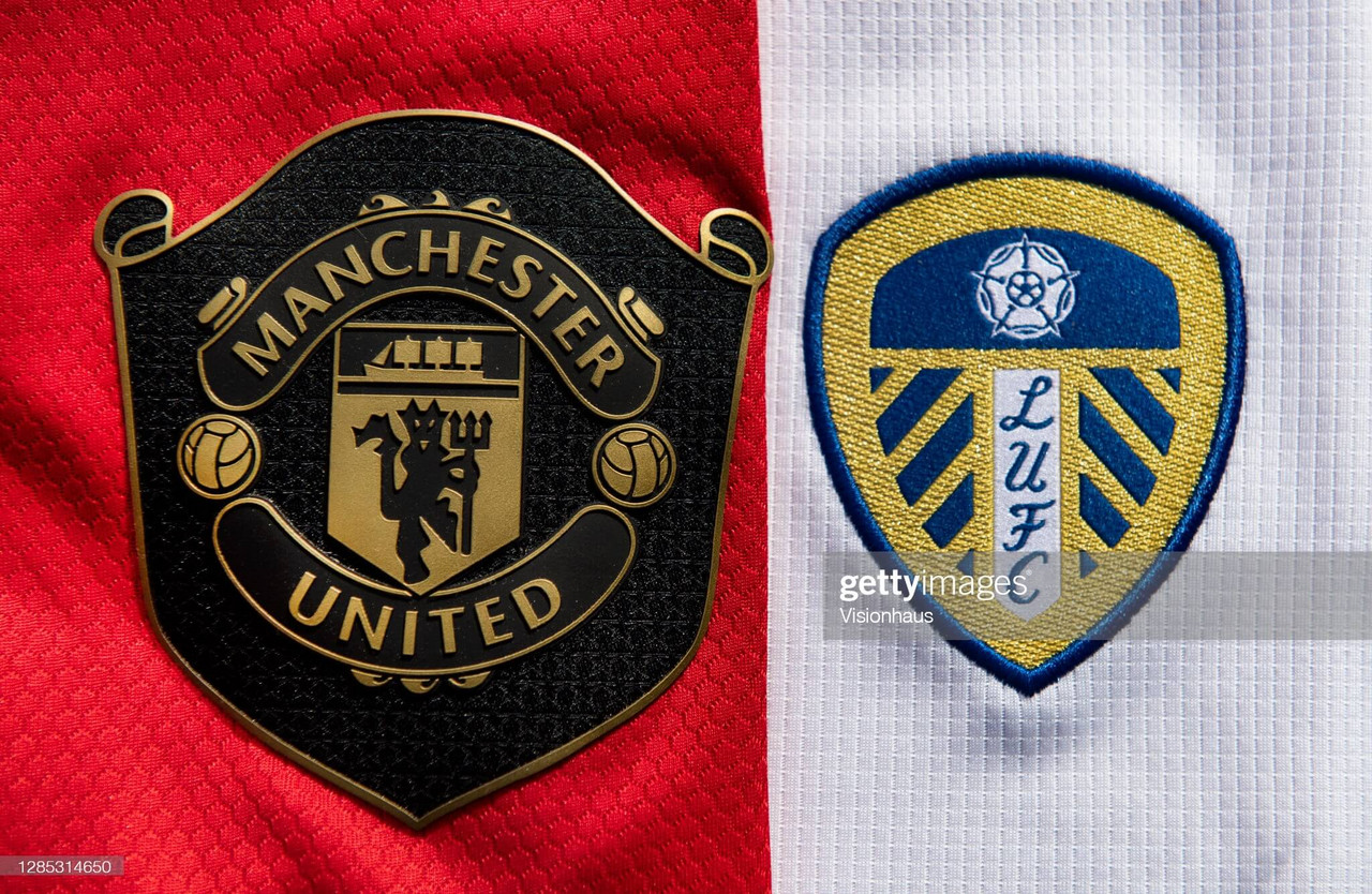 Manchester United and Leeds: A rivalry which can be traced back to the 15th century