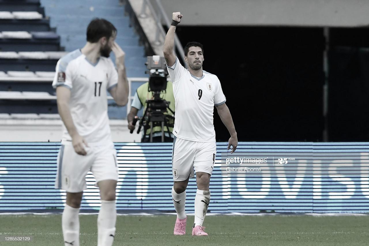 Sufren en Madrid y Montevideo: Suárez, dio positivo de Covid-19