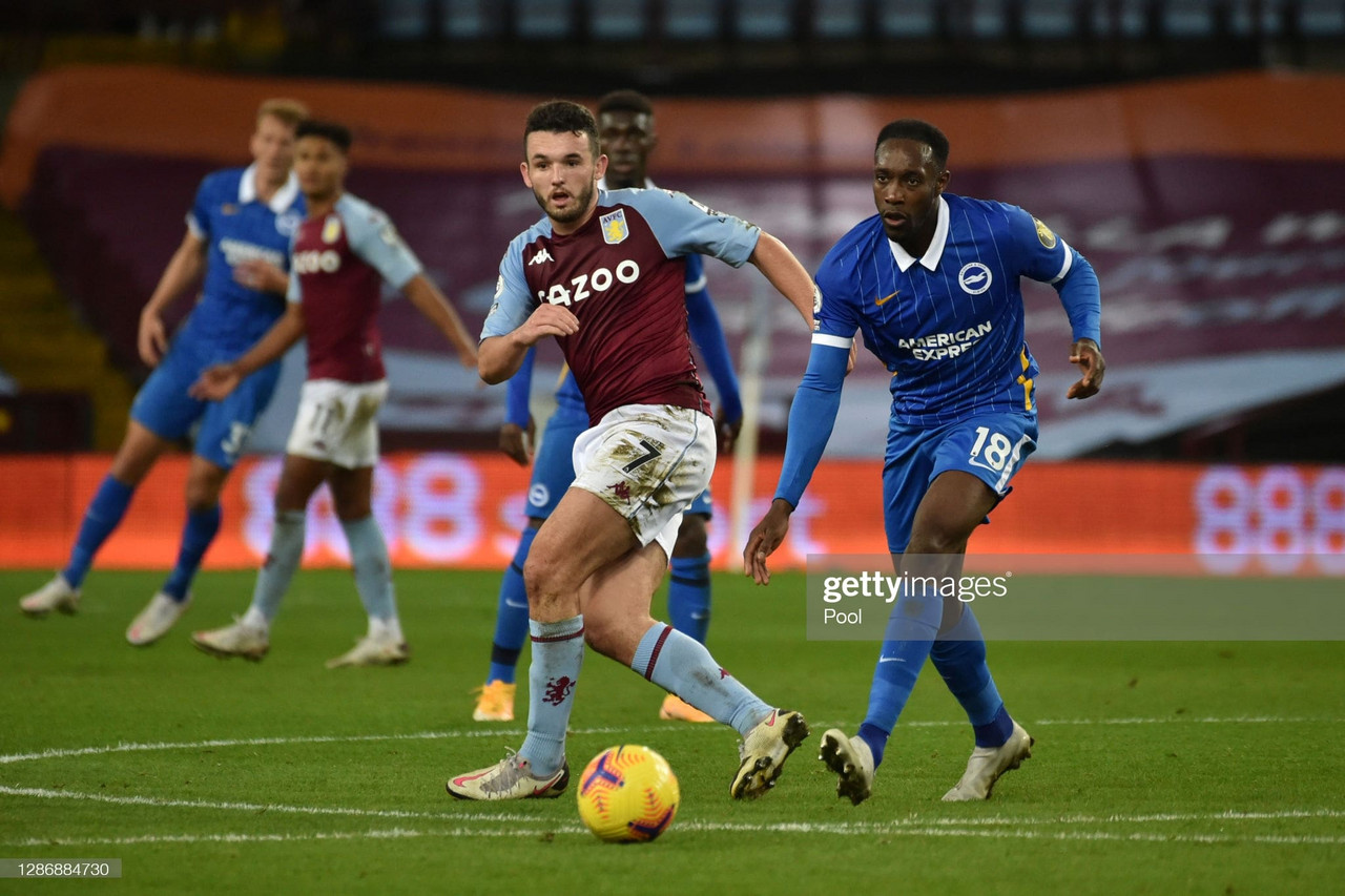 Brighton & Hove Albion vs Aston Villa Preview: How to watch, kick-off time, team news, predicted line-ups and players to watch