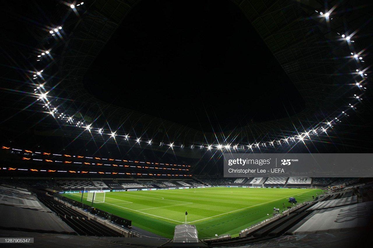 Tottenham 4-0 Ludogorets: Europa League Live Score Updates