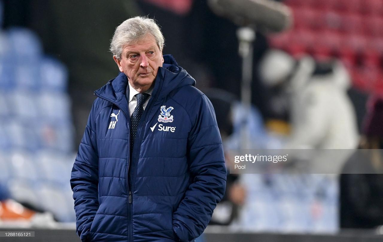 Roy Hodgson eyes January squad rebuild