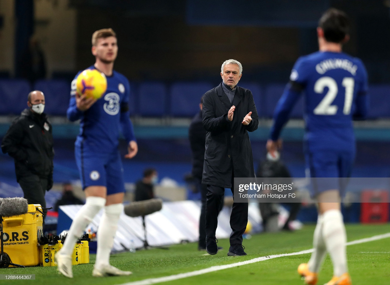 Jose Mourinho on Chelsea and the impact of Thomas Tuchel