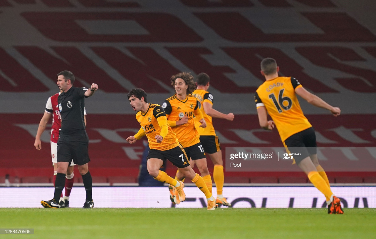 Liverpool vs Wolverhampton Wanderers: Predicted Line-Ups