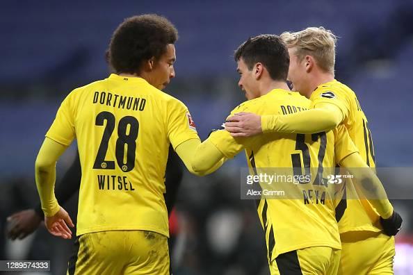 Eintracht Frankfurt 1-1 Borussia Dortmund: BVB draw first game in 2020