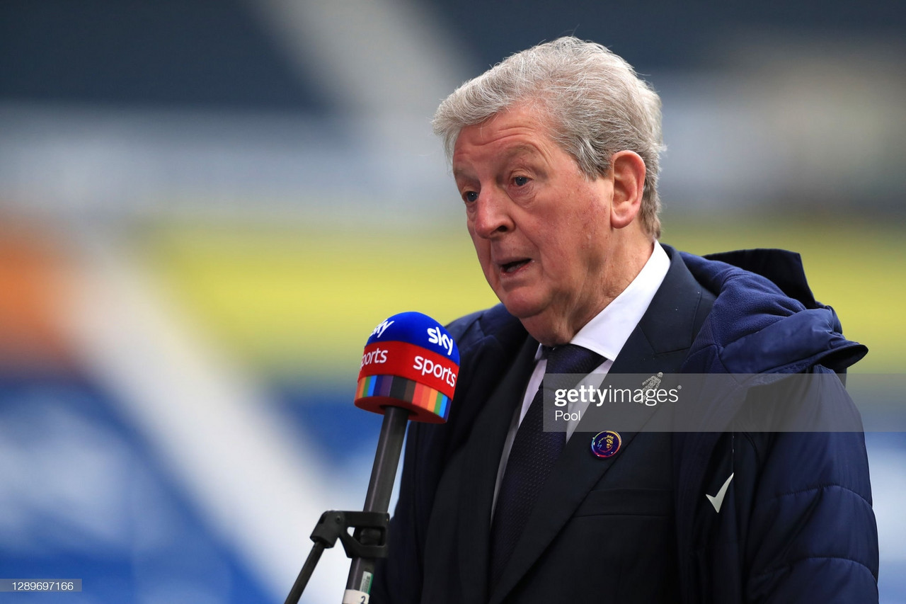 Crystal Palace press conference LIVE: Roy Hodgson on Zaha's injury, Mateta & Burnley preview