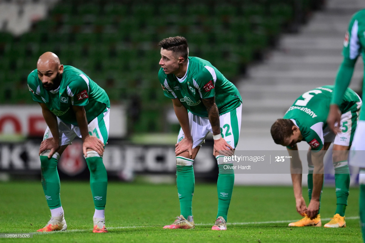 Werder Bremen: Time to worry again?