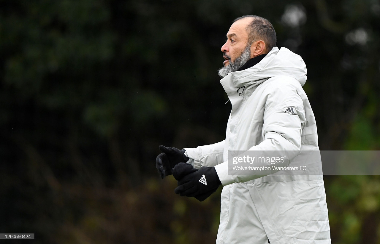 5 key talking points from Nuno Espirito Santo's pre-Villa press conference