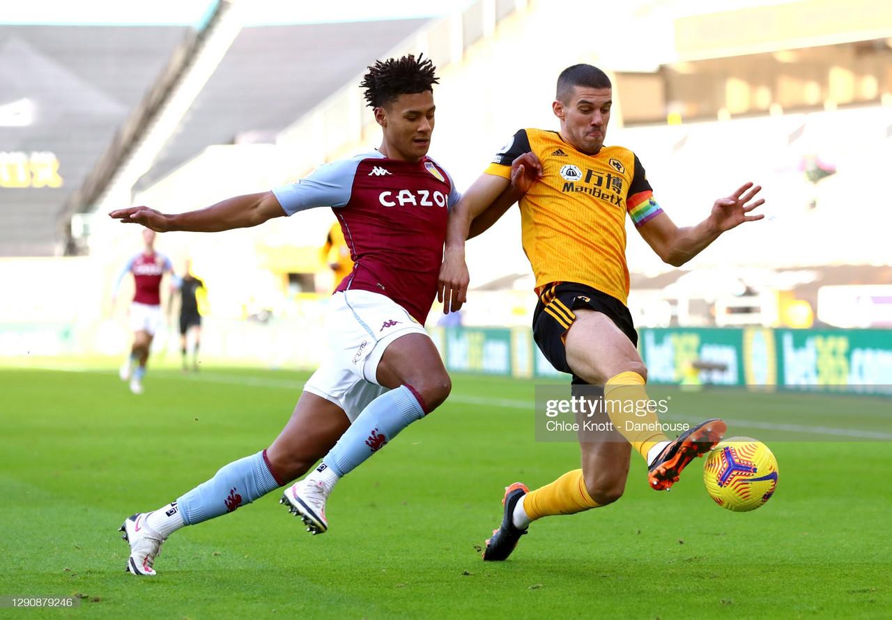 As It Happened: Aston Villa 0-0 Wolverhampton Wanderers in the Premier League