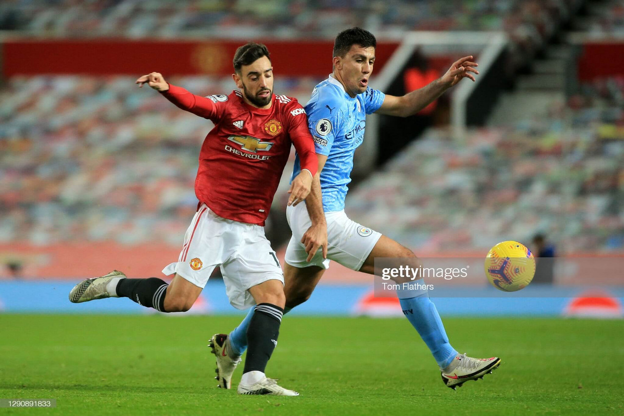 Manchester United 0-0 Manchester City: Spoils shared in the derby