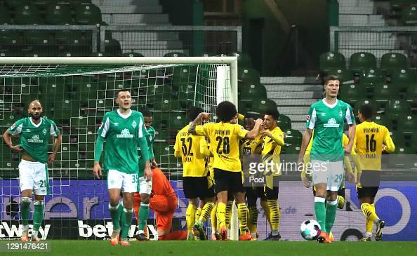 Werder Bremen 1-2 Borussia Dortmund: Edin Terzic starts with a win