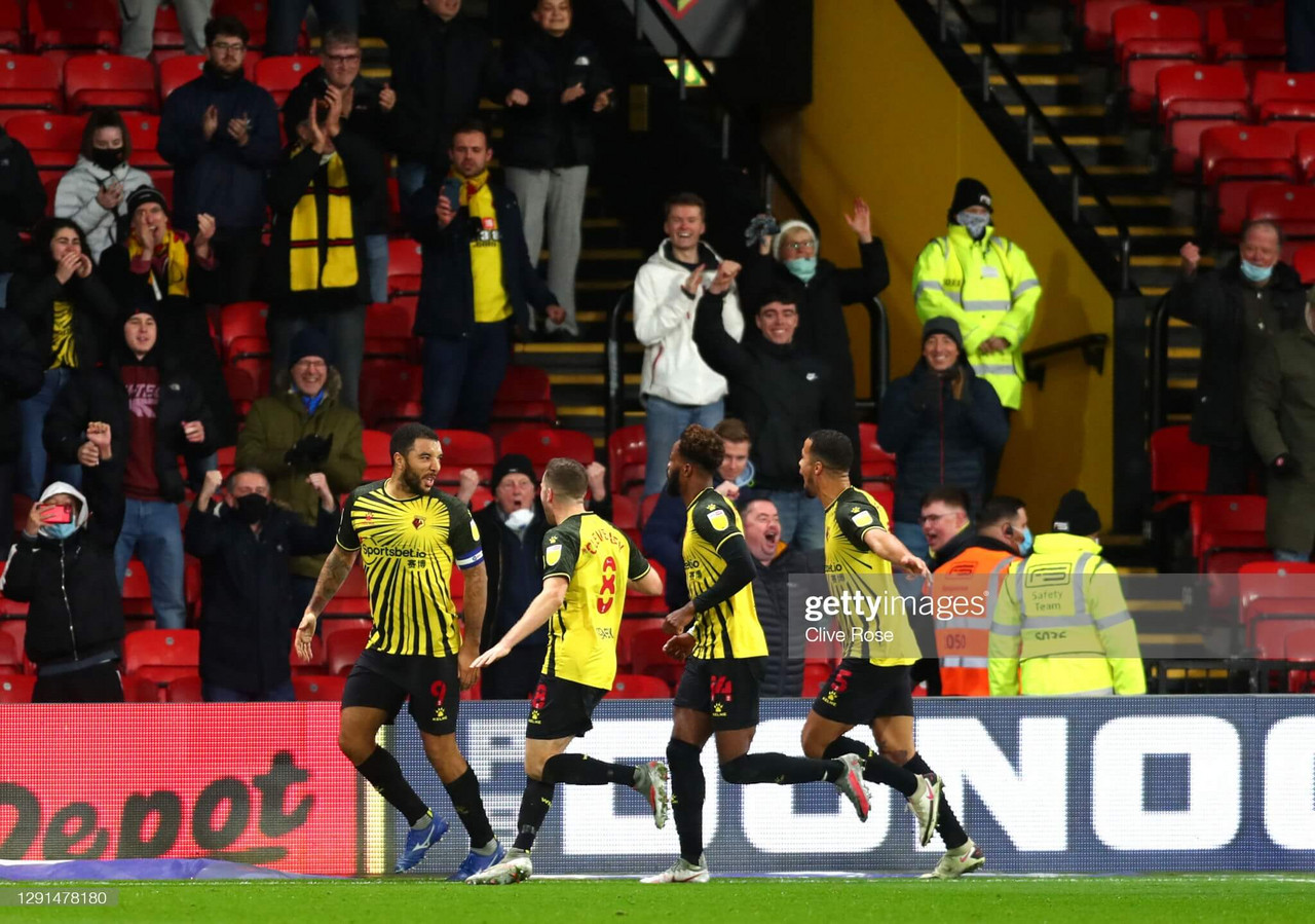 Watford 1 - 1 Brentford: Hornets and Bees share the points as penalty drama excites