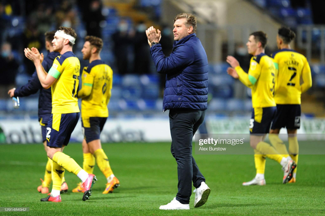 Are Oxford United promotion outsiders?
