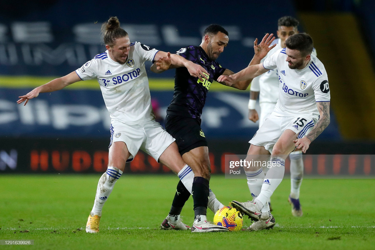 As it happened: Leeds United 5-2 Newcastle United in the Premier League
