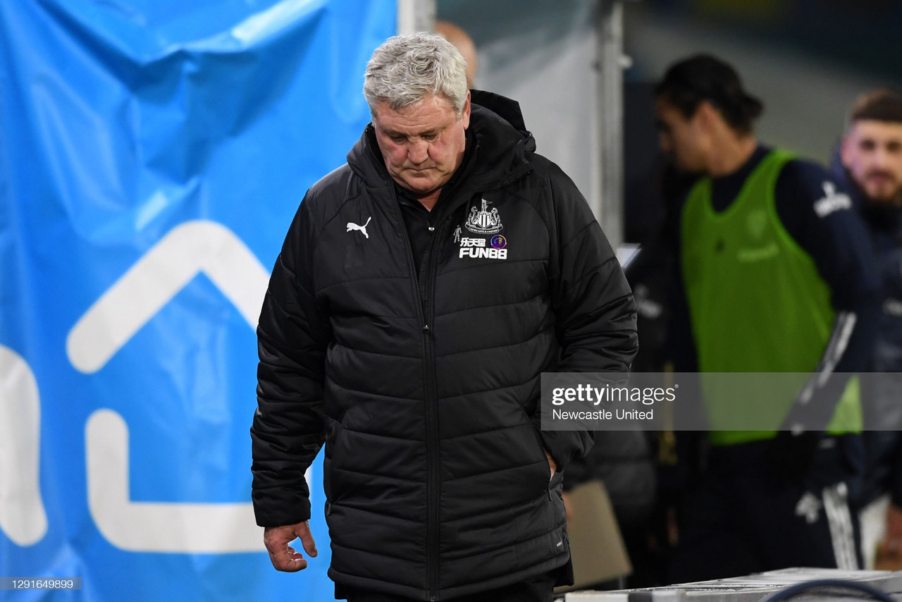 What changes should Steve Bruce make to turn the tide on Tyneside?
