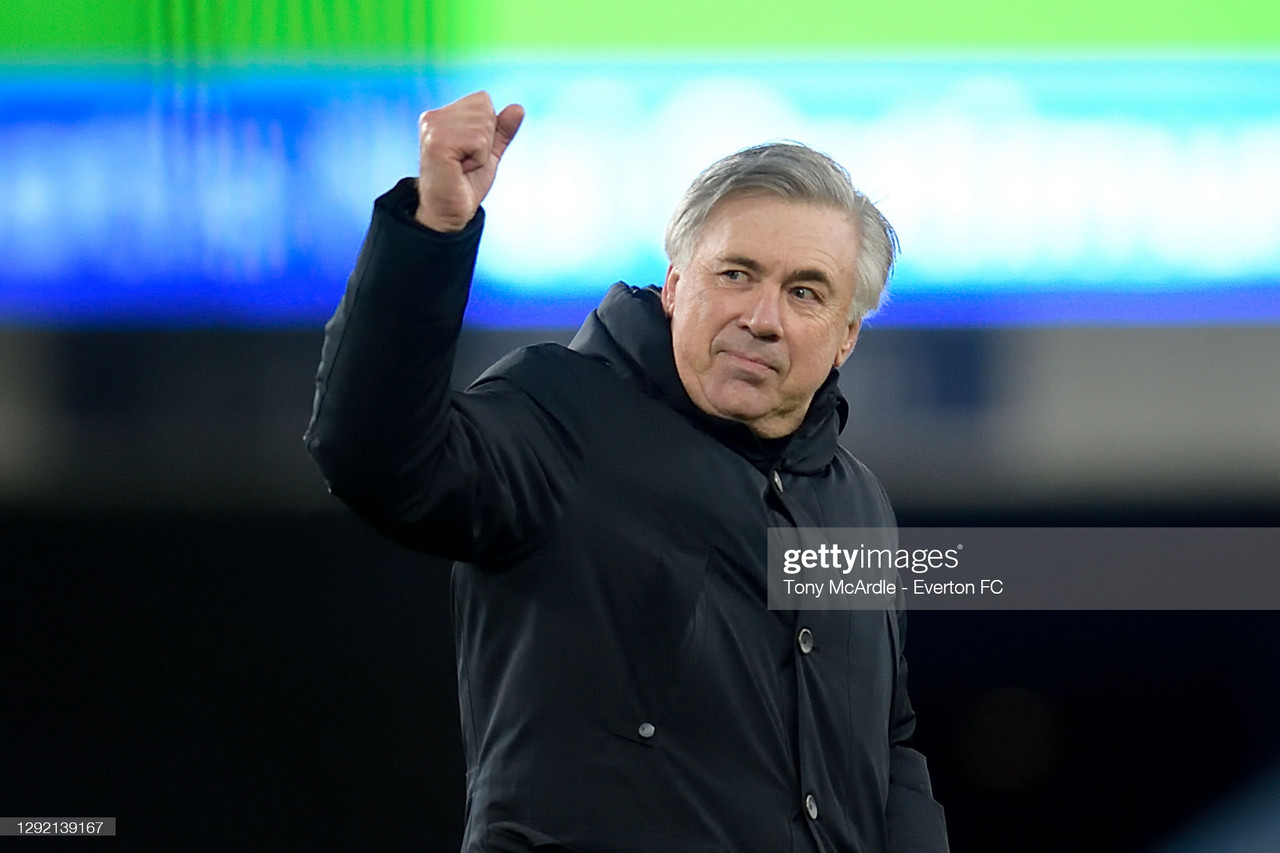 The five key quotes from Carlo Ancelotti's pre- Fulham press conference