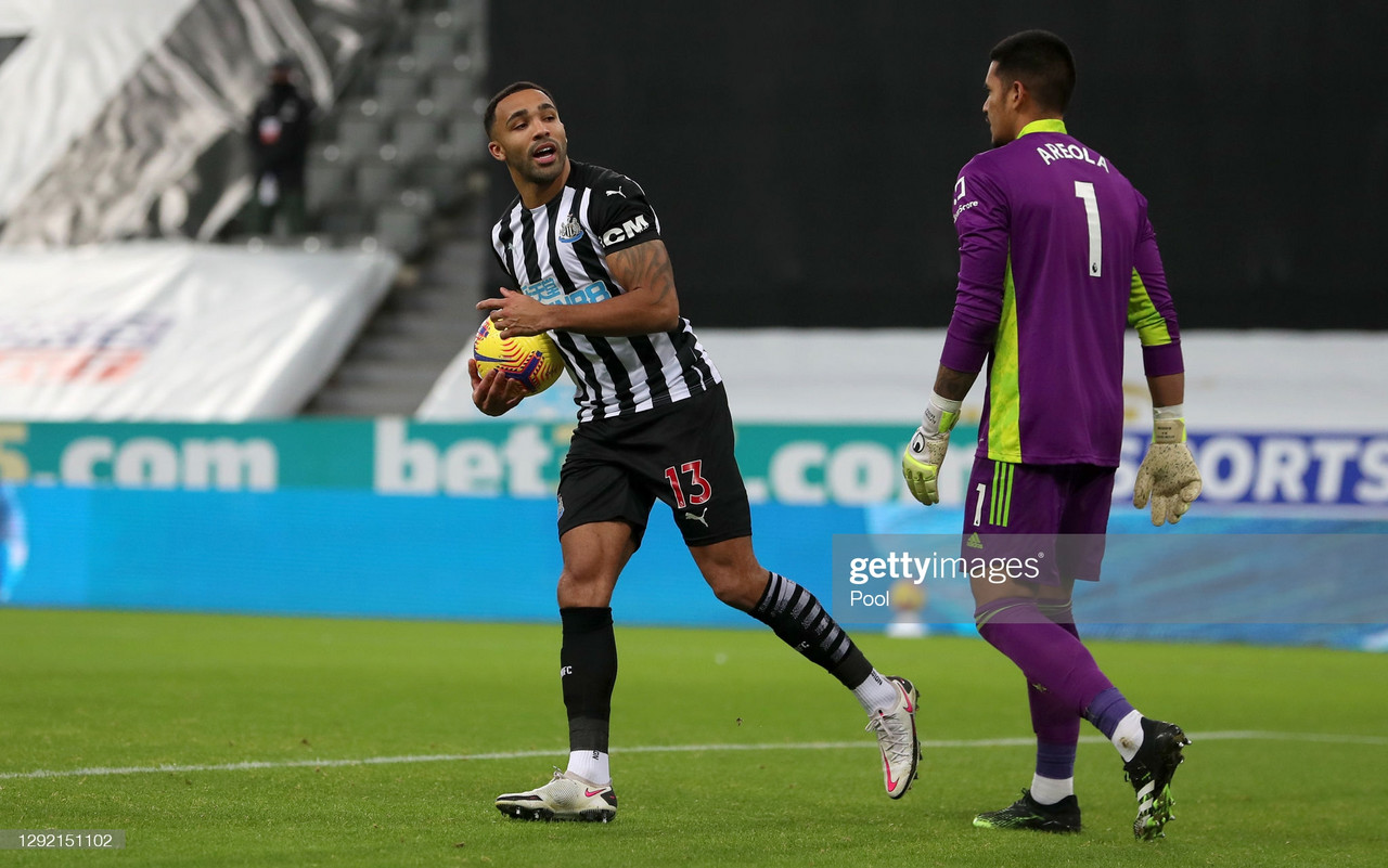 As it happened: Newcastle United 1-1 Fulham in the Premier League