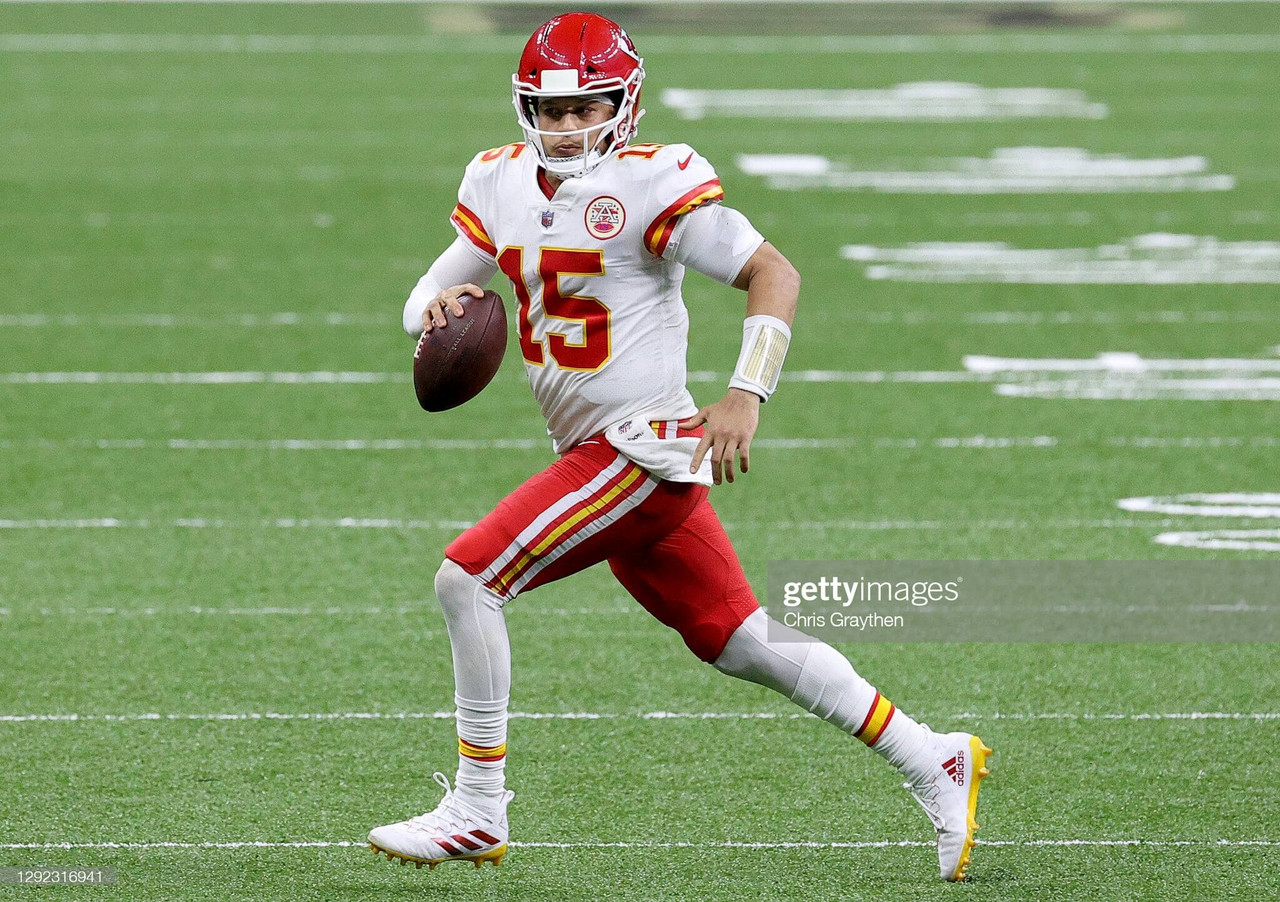 Kansas City Chiefs top New Orleans Saints for ninth straight win