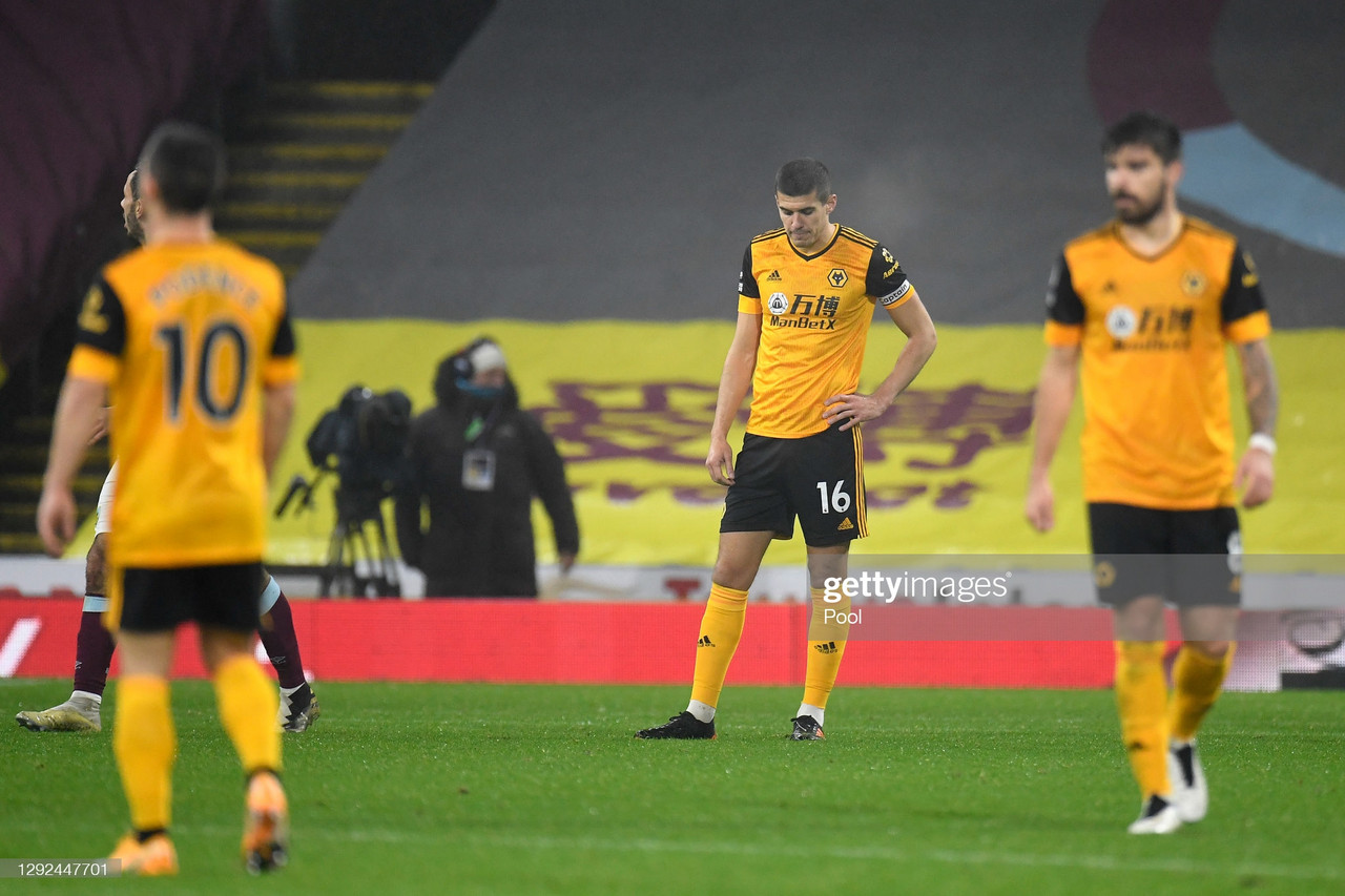 The Warm Down: Wolverhampton Wanderers fall defeat to relegation threatened Burnley