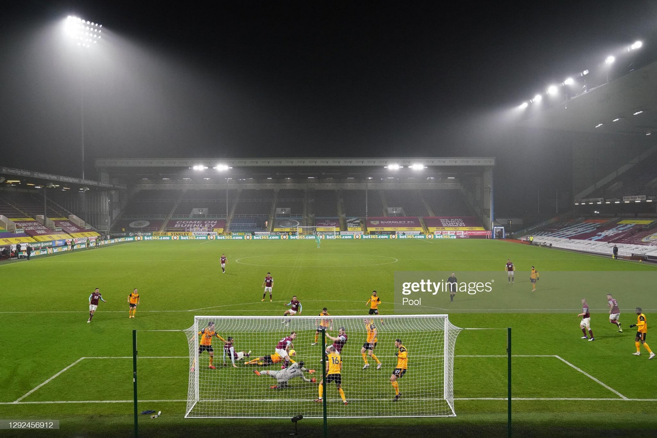 Wolverhampton Wanderers vs Burnley: Predicted lineups