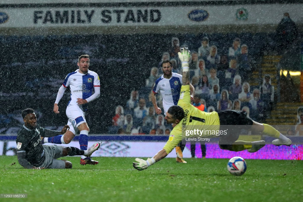 Blackburn Rovers 1-1 Sheffield Wednesday: Rothwell snatches a point for Rovers