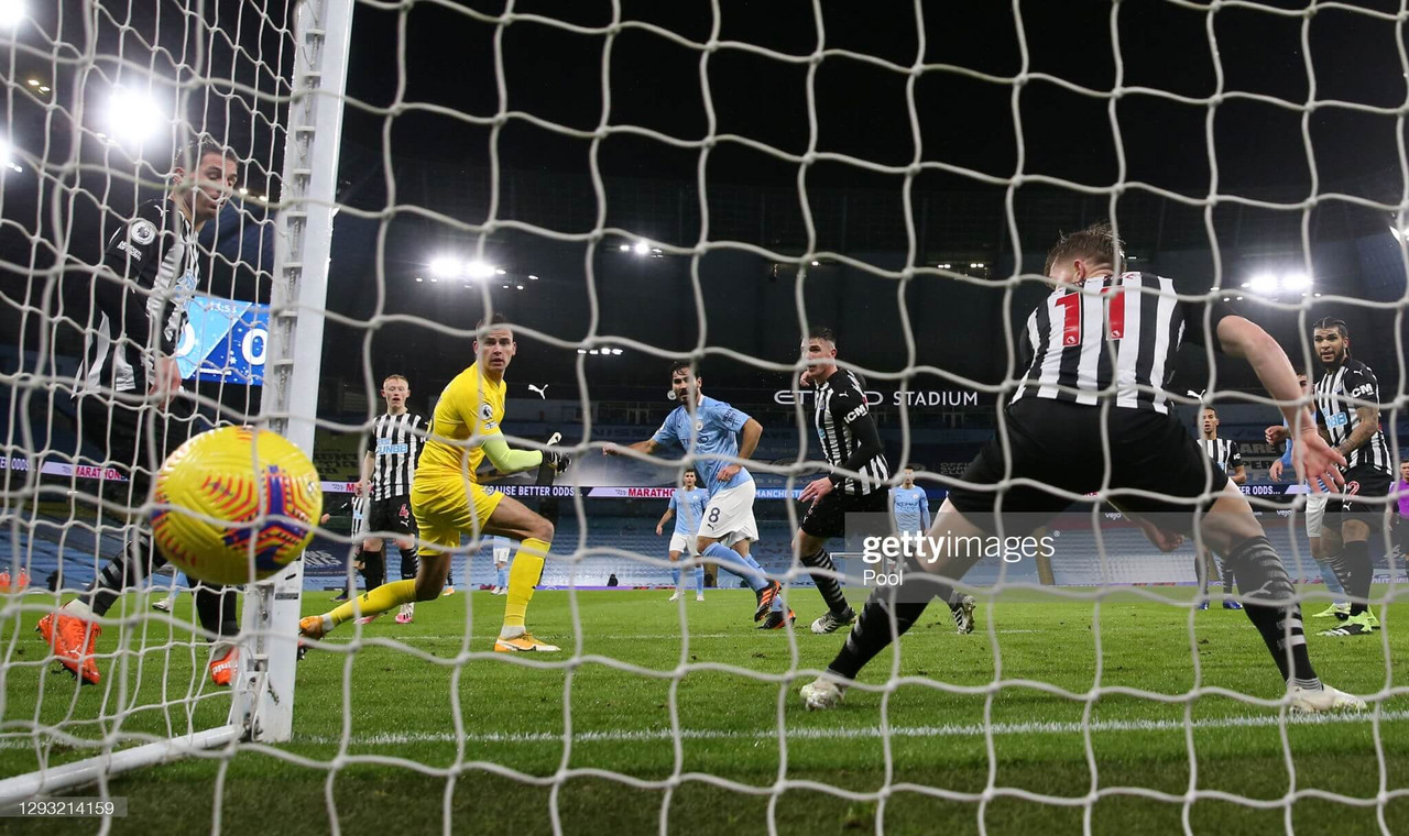 As it happened: Manchester City 2-0 Newcastle United in the Premier League