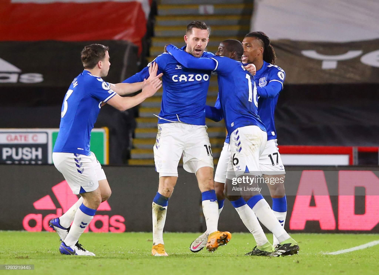Sheffield United 0-1 Everton: Late Sigurdsson strike sends Toffees back to second
