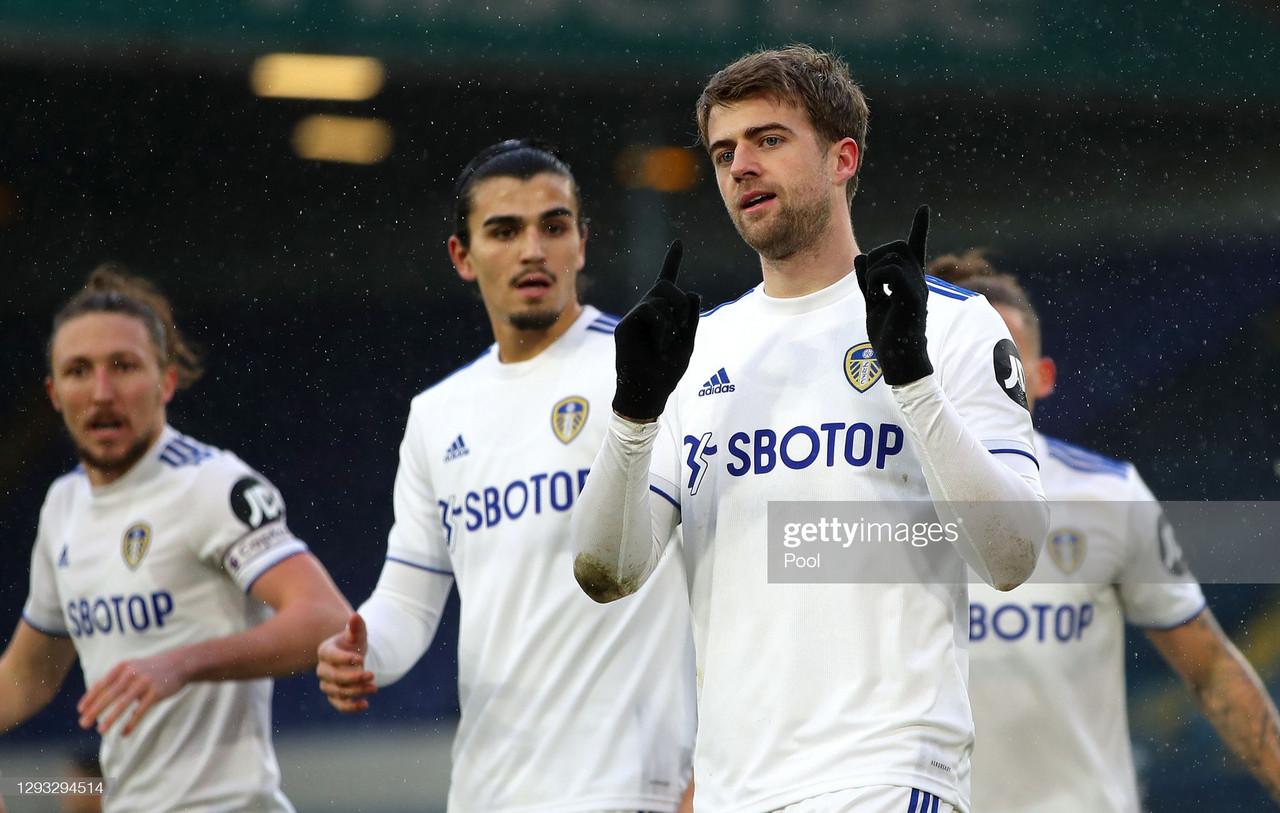 Leeds United 1-0 Burnley: Bamford penalty settles controversial affair
