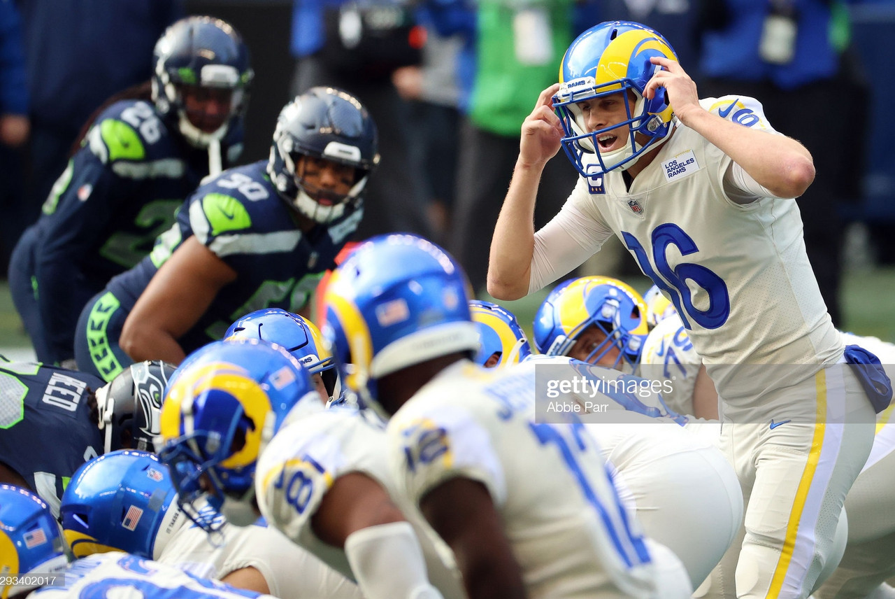 Seattle Seahawks Vs Los Angles Rams Wildcard Preview