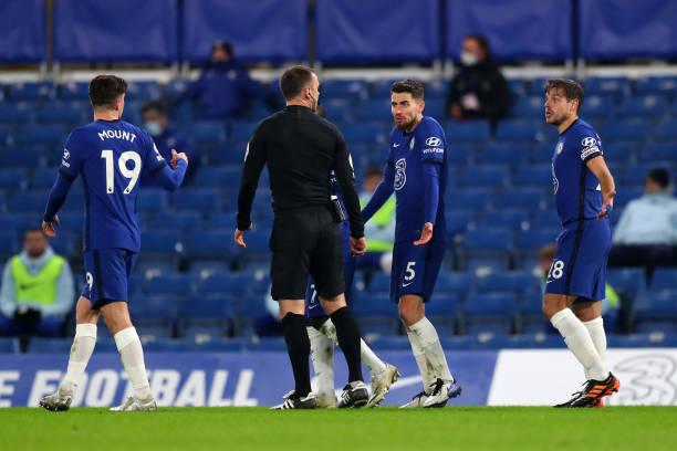 Chelsea 1-1 Aston Villa: Controversial El Ghazi Goal furthers Chelsea's woes at Stamford Bridge